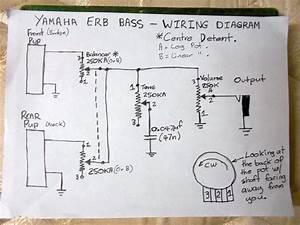 Yamaha Humbucker Pickup Wiring