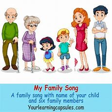 Personalized Family Song Your Learning Capsules