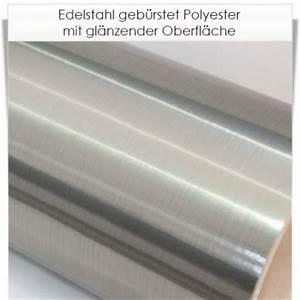 übergangsprofil Edelstahl Gebürstet : edelstahlfolie geb rstet metallteile verbinden ~ Watch28wear.com Haus und Dekorationen