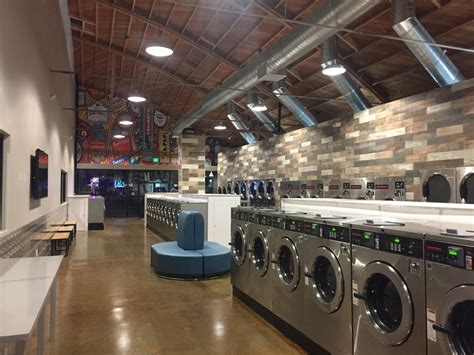 Spincycle Laundry Lounge  South Gate Laundromat