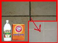 clean shower grout How To Naturally Clean Grout and Tiles