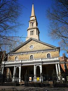 St. Mark's Church-in-the-Bowery - NYC-ARTS