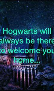 Home ? Hogwarts   Hogwarts, Harry potter, Neon signs