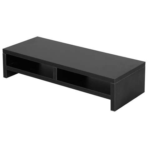 desk shelf riser computer monitor riser desk table led tv stand shelf