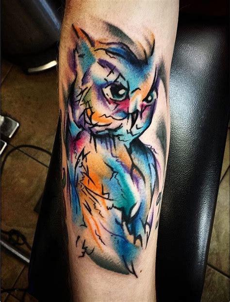 foto de 50 + Ideen für Watercolor Tattoo Tipps zur Pflege