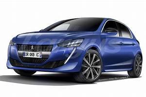 Peugeot Electrique 2019 : nouvelle peugeot 208 2 2019 r v lations sur la version lectrique photo 3 l 39 argus ~ Medecine-chirurgie-esthetiques.com Avis de Voitures