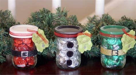 decoracion de frascos de navidad