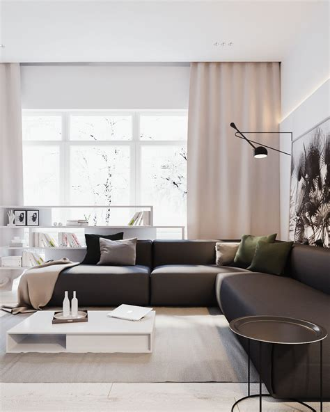 A Cleverly Decorated Family Home In Ukraine by A Cleverly Decorated Family Home In Ukraine Livingroom