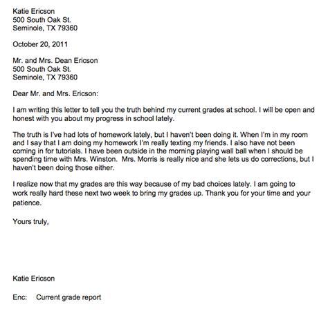 business letter sample grade  sample business letter