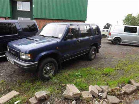 how to fix cars 1996 isuzu trooper windshield wipe control isuzu 1995 trooper duty lwb blue spares or repair car for sale