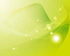 Abstract Green Vector Graphics