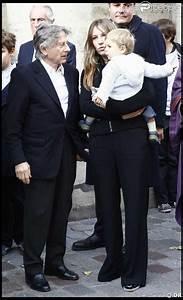 Le fils de Roman Polanski, Elvis, le 4 dcembre 2009 à ...