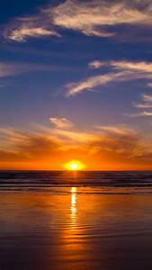 Cape, Town, Sunset, Iphone, Wallpaper