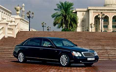 7. Maybach , Owned By Will Smith. You Either Have To Be
