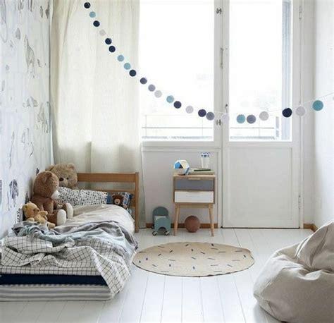 chambre b b scandinave 1001 idées pour aménager une chambre montessori