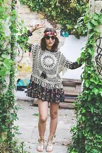 Mode Hippie Chic : look hippie chic look hippie chic inspiration boheme ~ Voncanada.com Idées de Décoration