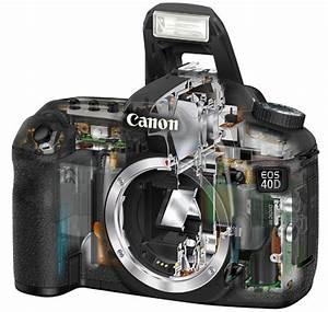 Canon Eos 40d Oem Service Repair  U0026 Owners User Manual