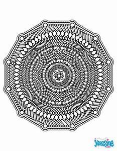 Coloriages Mandala Anti Stress Frhellokidscom