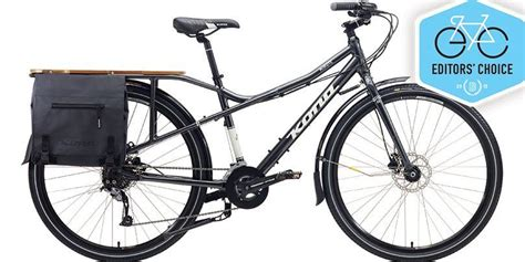 Reviewed: Kona MinUte Cargo Bike | Bicycling