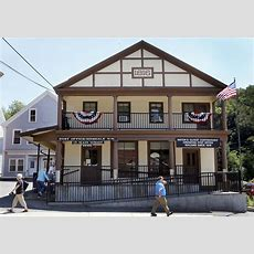 Hinsdale, Nh  Small Town New Hampshire Post Office Celebrates 200 Years