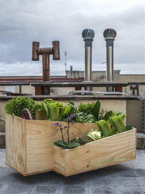 vaso per orto urbanorto vaso per orto in balcone terrazza e giardino