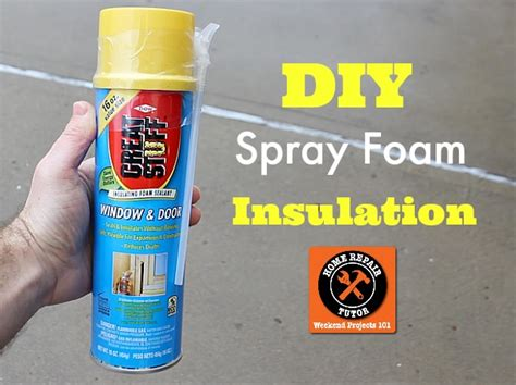 My Favorite Diy Spray Foam Insulation (plus Two Other Easy