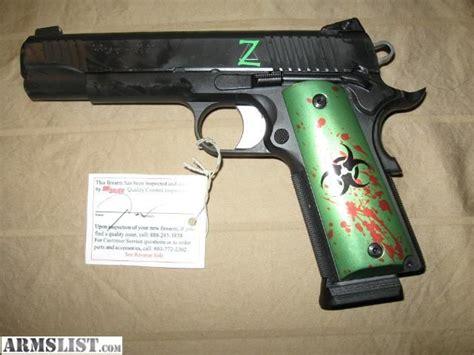 zombie 1911 sig sauer sights armslist night nitron finish factory guns edition p238 sg weapons acp