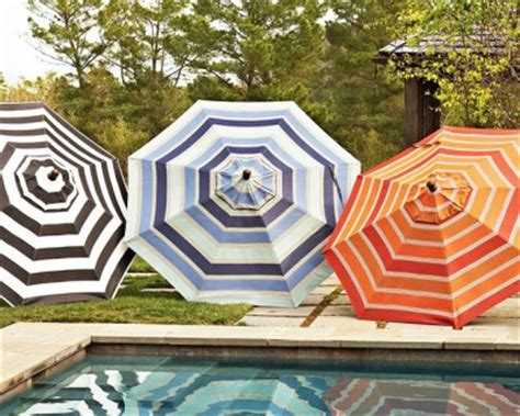 add outdoor style with patio umbrellas mjn and