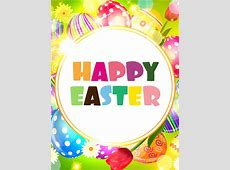 Fun & Pop Happy Easter Card Birthday & Greeting Cards by