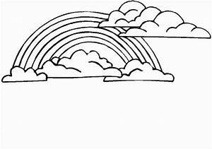 Cartoon Rainbow Images - Cliparts.co