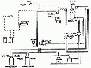 1993 Ford F 350 Vacuum Lines Diagram