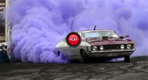 purple haze aussie ford falcon xa coupes colorful