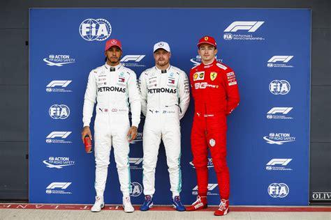 Qualifying Results 2019 British F1 Grand Prix