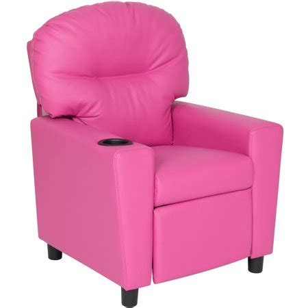 toddler recliner with cup holder best choice products furniture recliner chair with