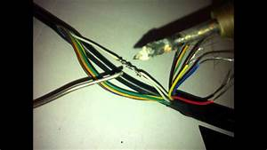 Magic Pie 3 Dual Drive Wire Harness