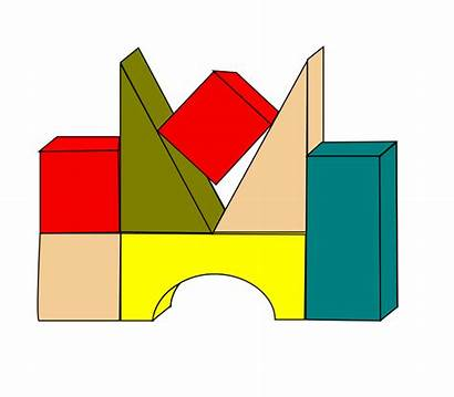 Blocks Clipart Block Building Clip Lego Abc
