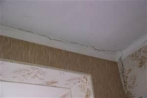 Fissure Au Plafond : fissure jonction maison extension ~ Premium-room.com Idées de Décoration