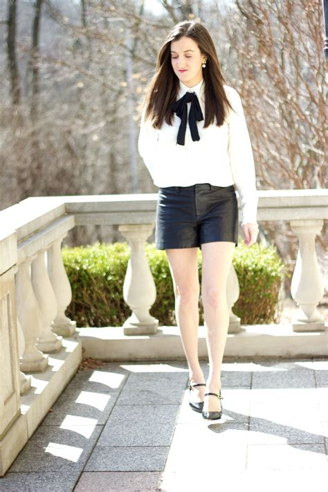 white blouse with bow white blouse with black bow trendy clothes