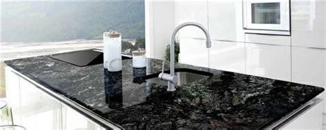 cuisine marbre blanc granit noir notre fiche pratique
