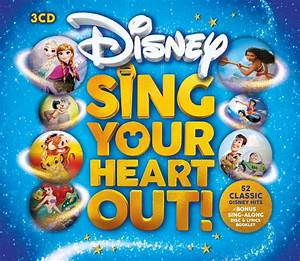 How Far I'll Go: England's 'Sing Your Heart Out' Series ...  Disney