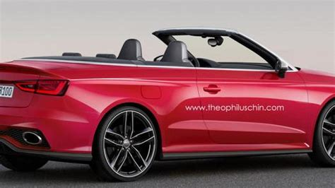 Rs3 Convertible audi rs3 cabriolet rendered based on clubsport quattro concept