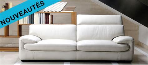 canapé cuir confortable un canapé design mais confortable bienvenue aux canapés