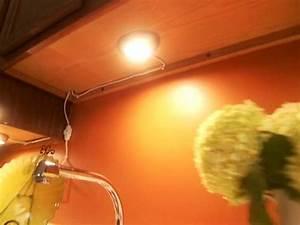 Under Cabinet Lighting how-tos DIY