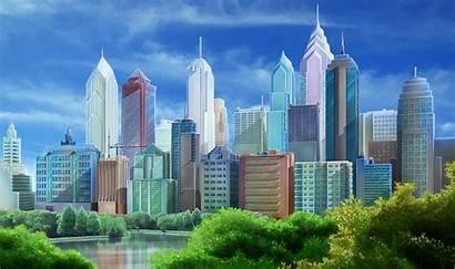 Skyline Ext Episode Philly Interactive Backgrounds Hidden