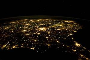 Southeastern USA at Night : Image of the Day