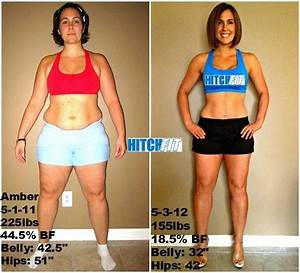 Hitch Fit Personal Trainer Amber Hanton Hitch Fit Online