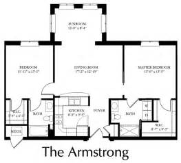 How Big Is A Standard Bedroom by Armstrong Providence Point