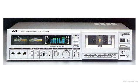 jvc kd a7 manual stereo cassette deck hifi engine