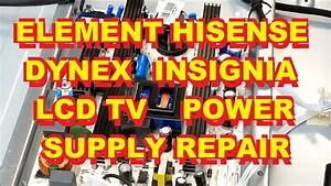 Element Hisense Dynex Insignia Lcd Tv Elchw402 Power
