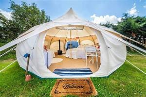 Glamping De Luxe : luxury camping tents from camping to glamping ~ Zukunftsfamilie.com Idées de Décoration